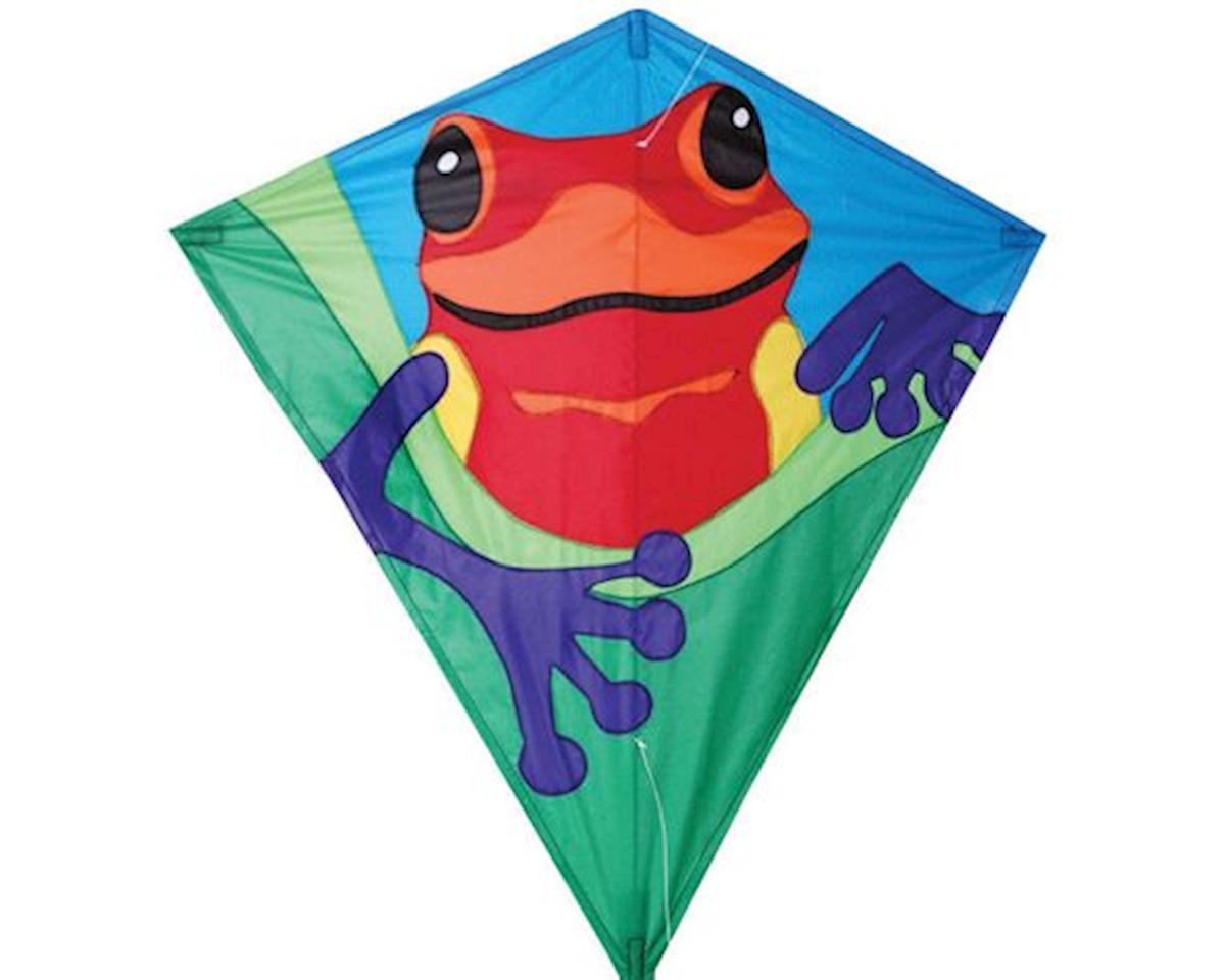 Premier Kites 30-Inch Diamond, Poison Dart Frog