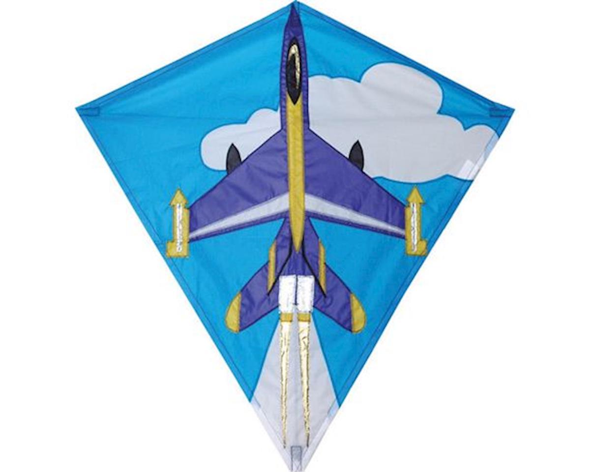Premier Kites 30-Inch Diamond, Jet Plane