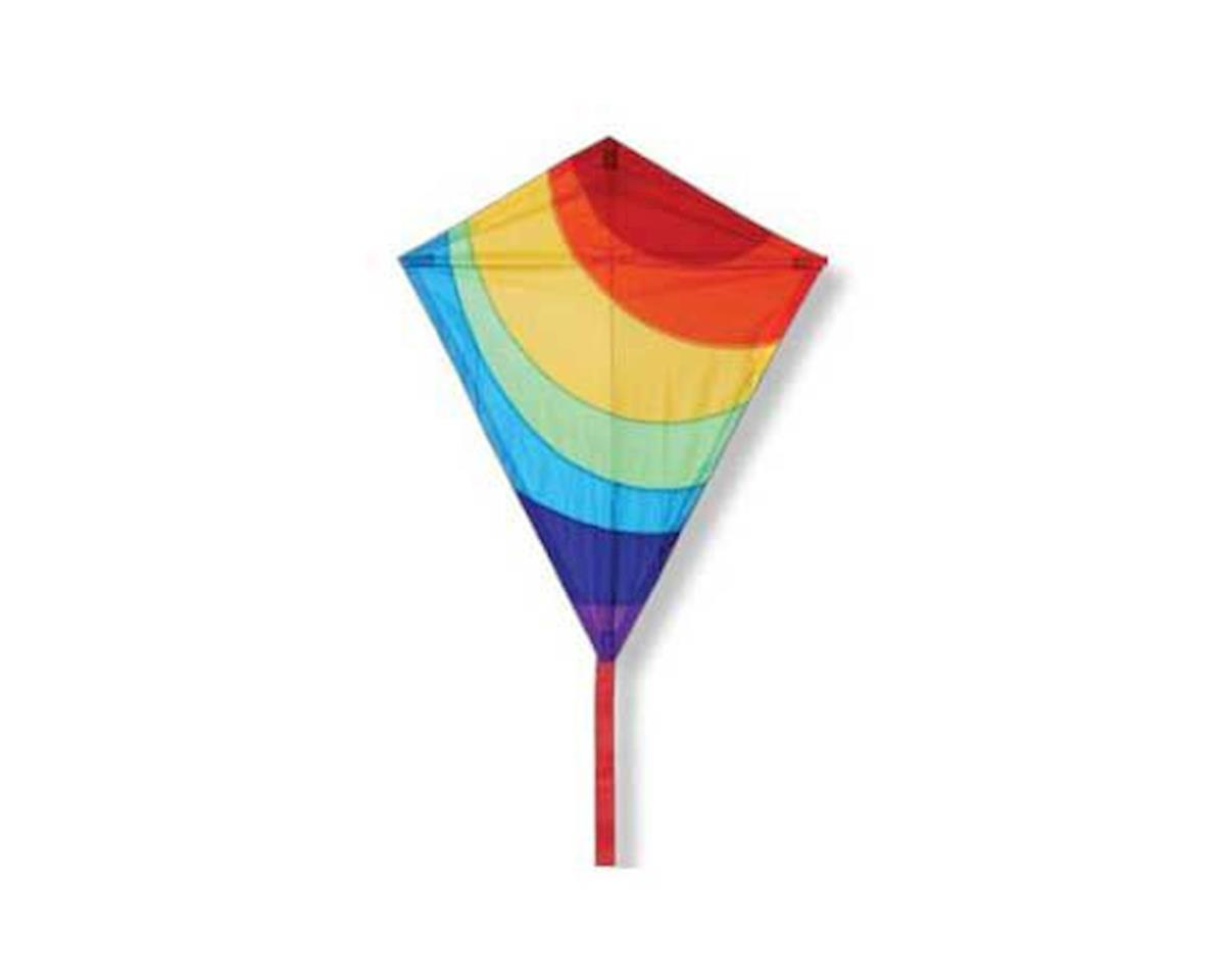 "Premier Kites Diamond, Radiant Rainbow, 20"" x 25"""