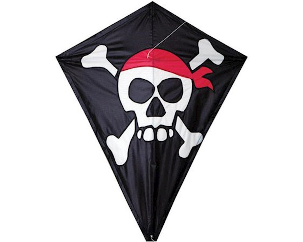 "Premier Kites Diamond, Skull & Crossbones, 20"" x 25"""