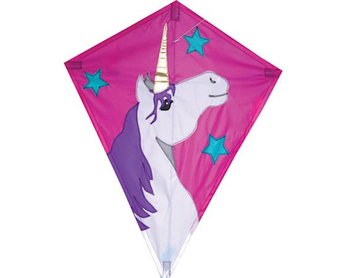 "Premier Kites Diamond, Lucky Unicorn, 20"" x 25"""