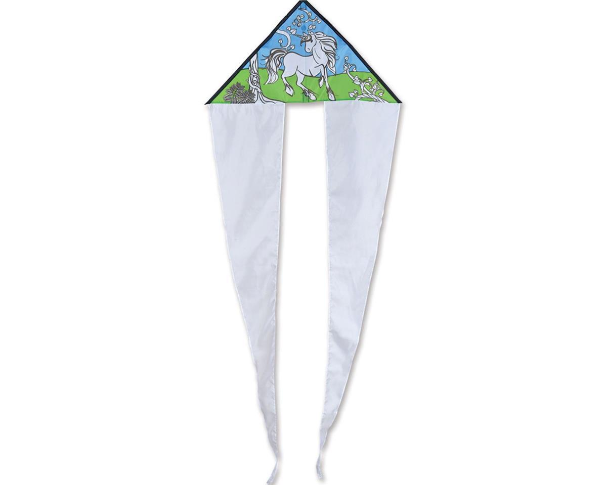 Premier Kites COLORING KITE - UNICORN
