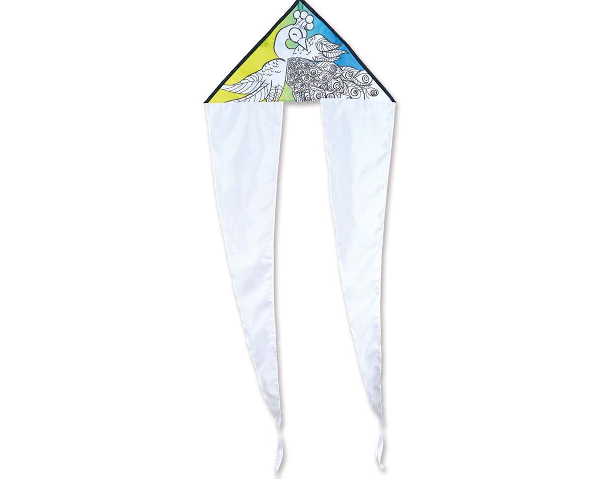 Premier Kites COLORING KITE - PEACOCK