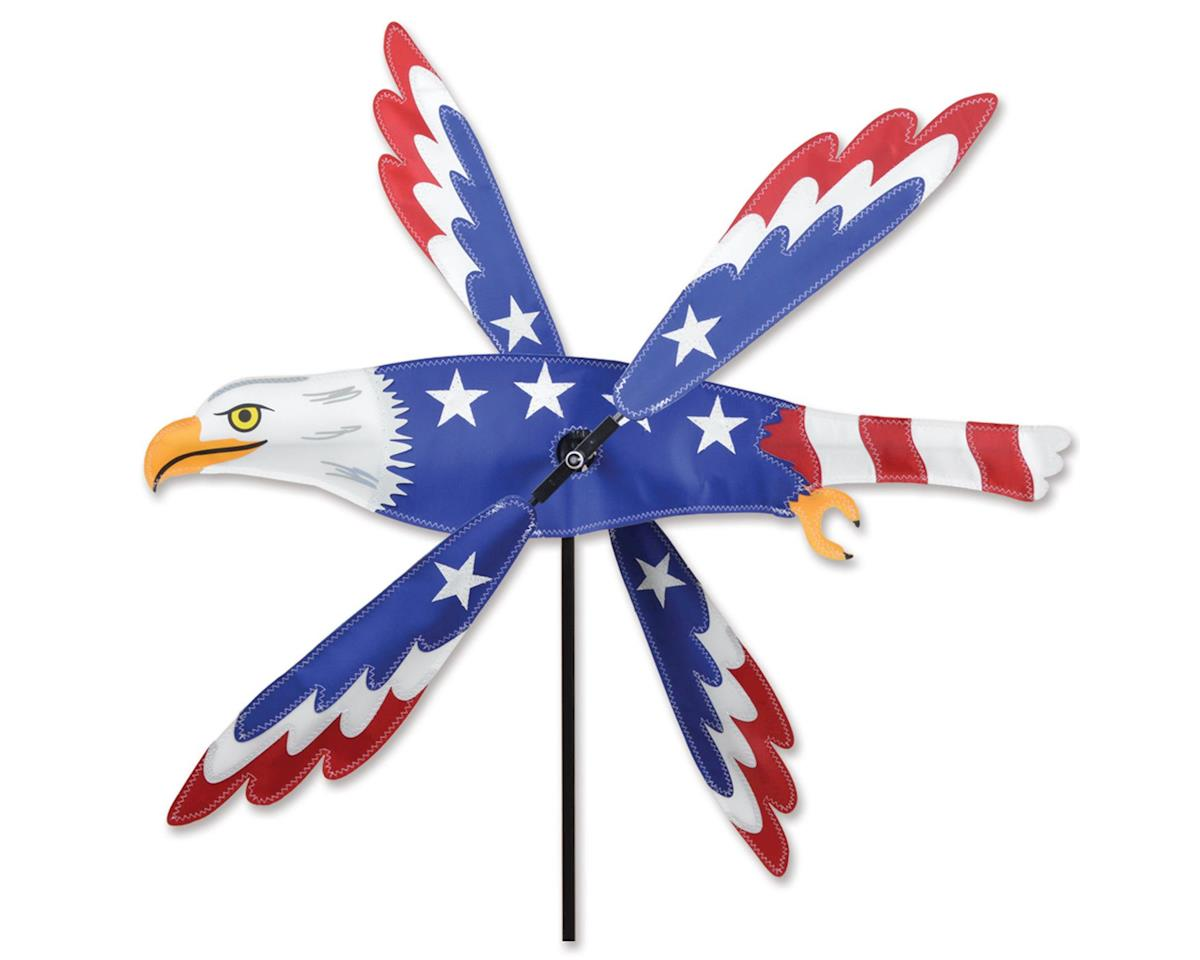 "Premier Kites Whirligig Patriotic Eagle 25"""