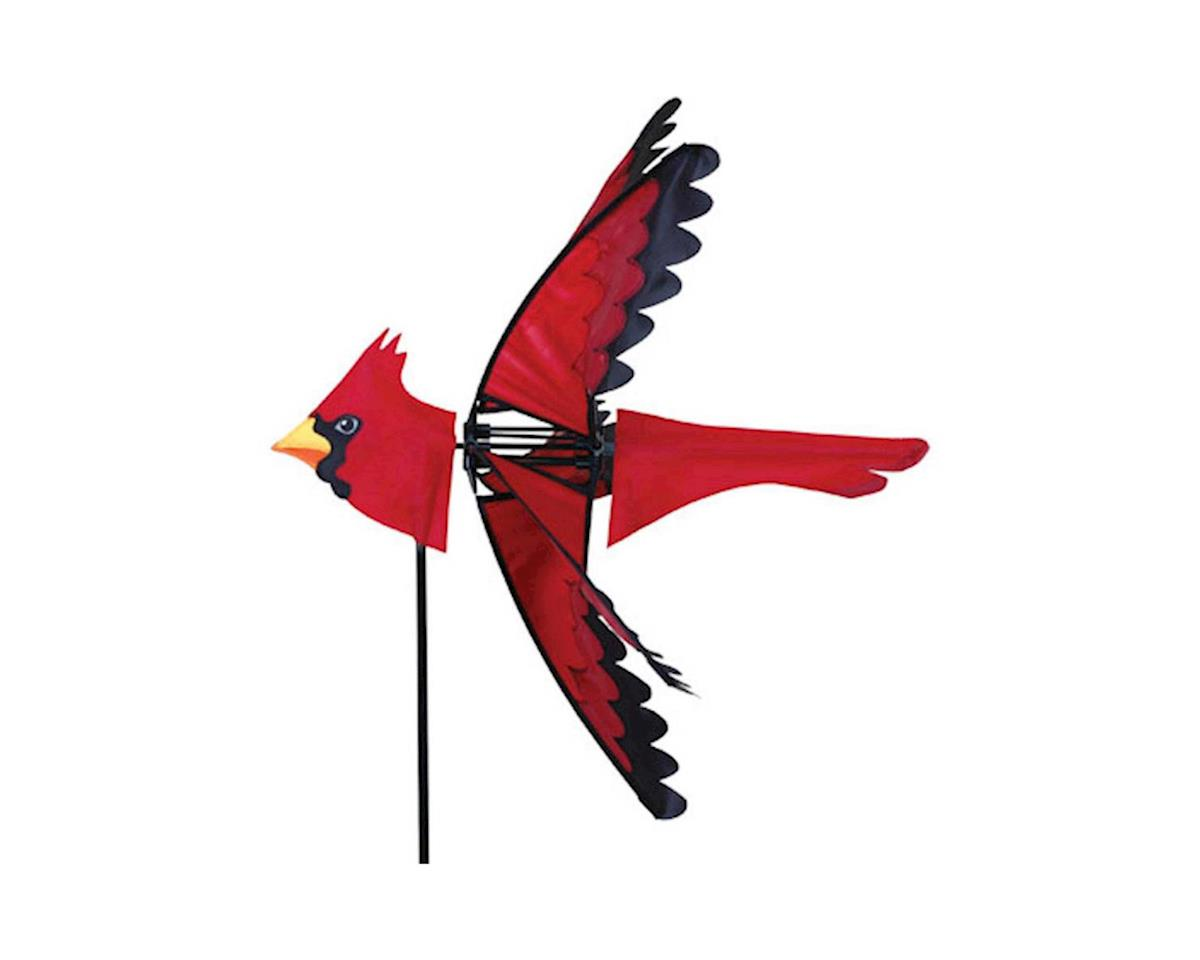"""23"""" North American Cardinal Spinner by Premier Kites"""