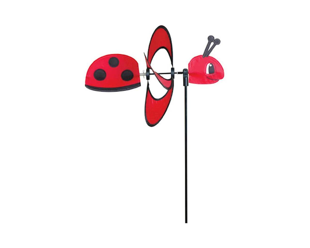 Premier Kites Petite Bug Spinner Ladybug