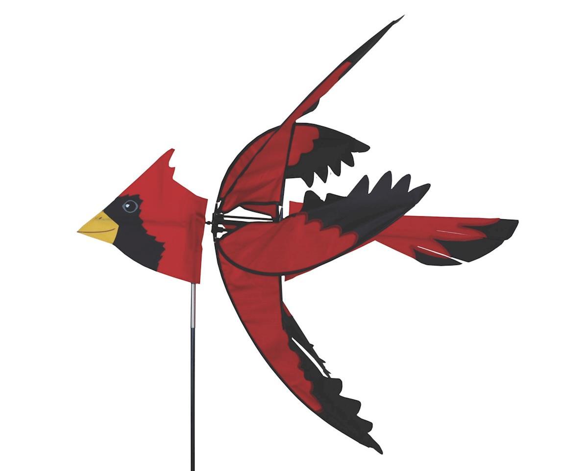 "Premier Kites 37"" North American Cardinal Spinner"
