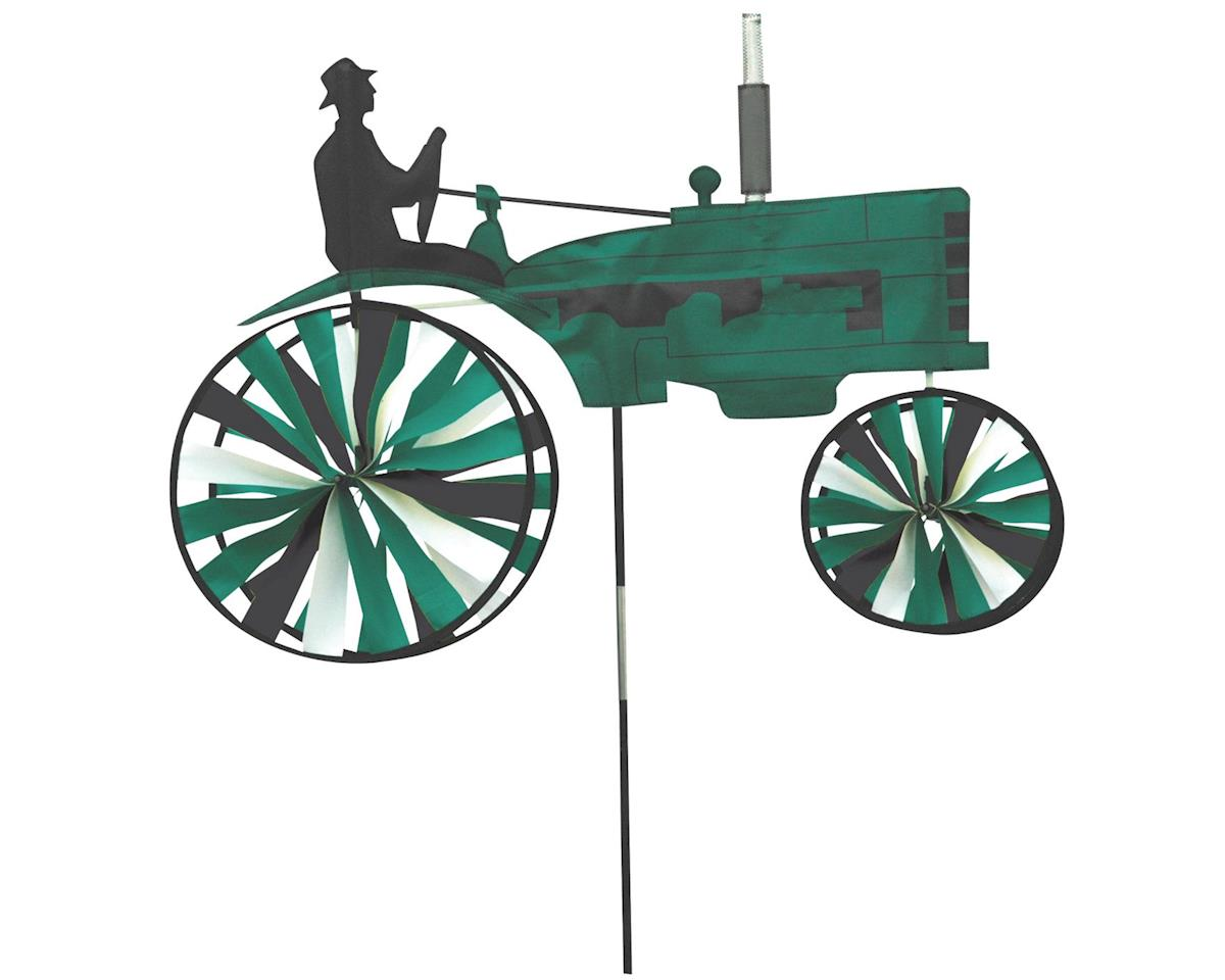 "Premier Kites 32"" Old Green Tractor Spinner"