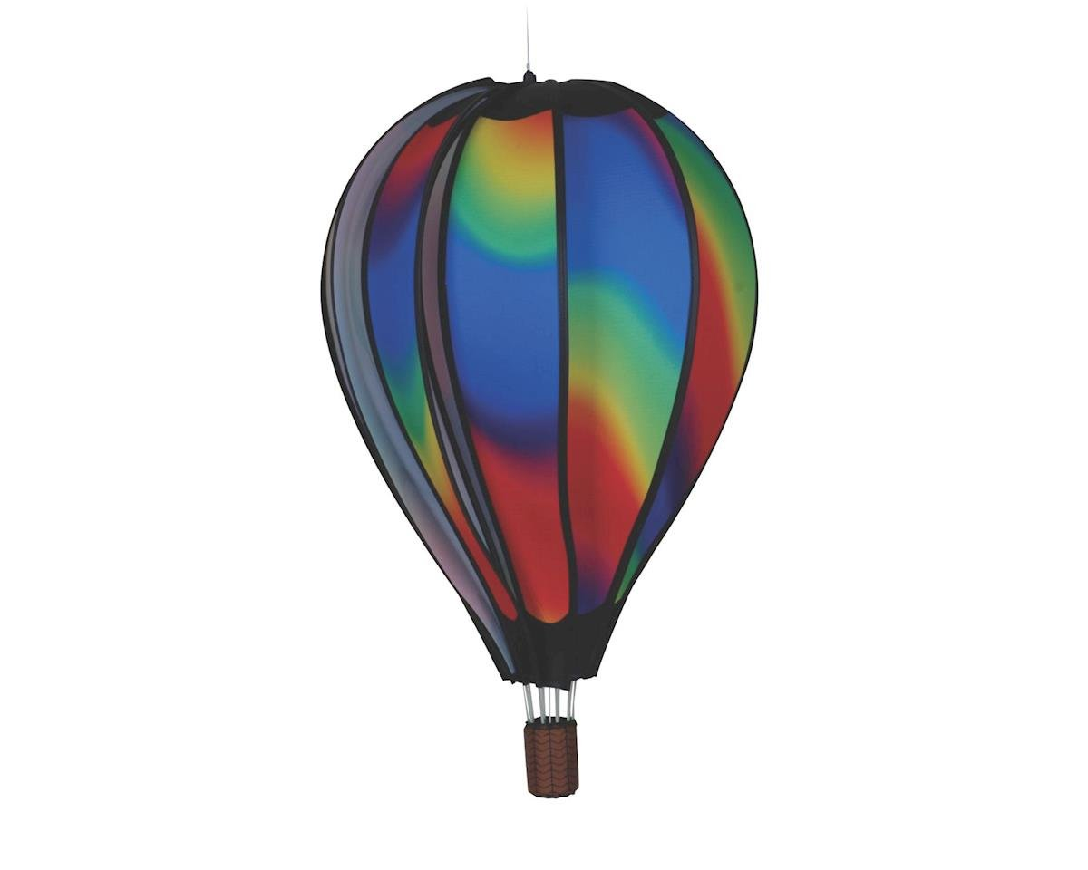 "22"" Hot Air Balloon, Wavy Gradient"