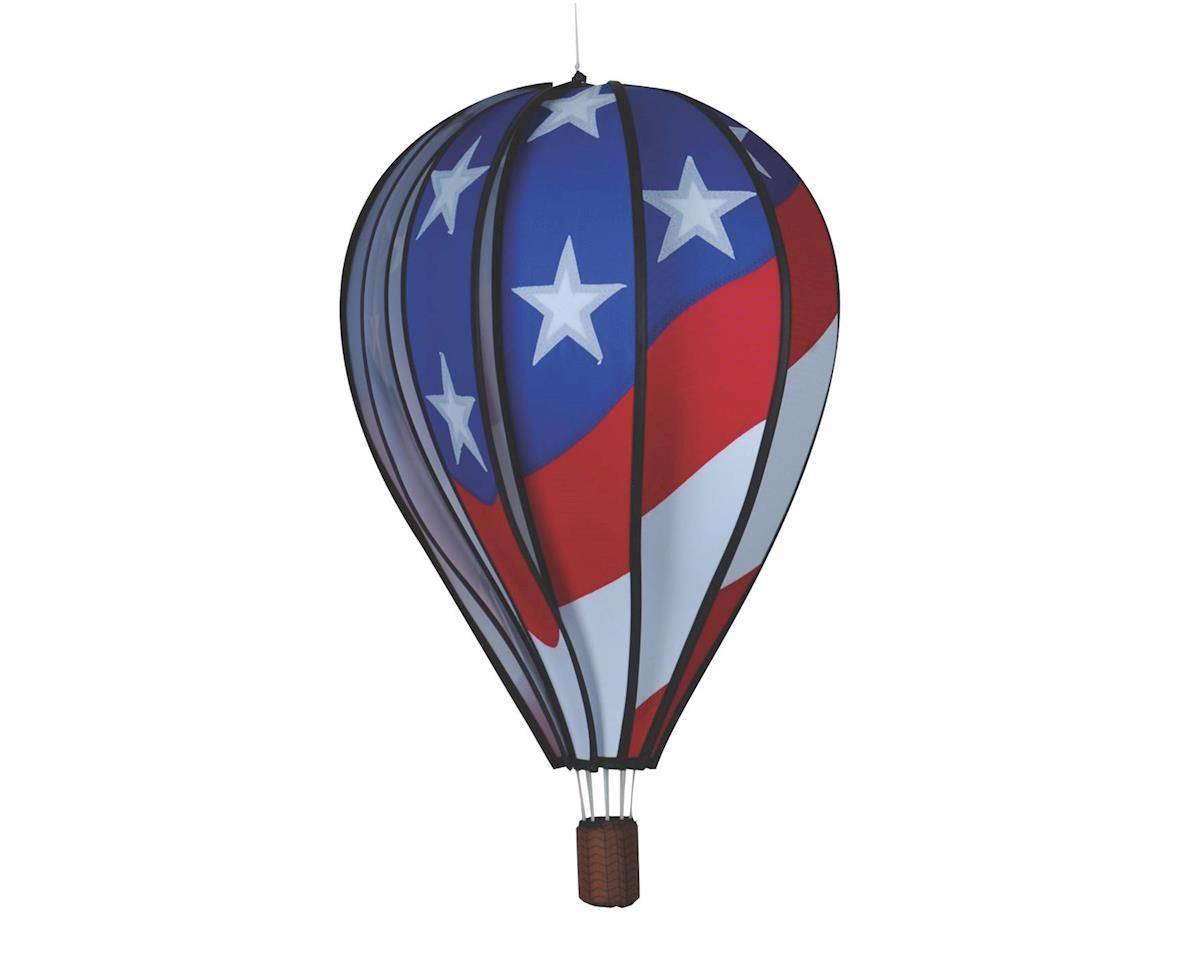 "22"" Hot Air Balloon, Patriotic by Premier Kites"