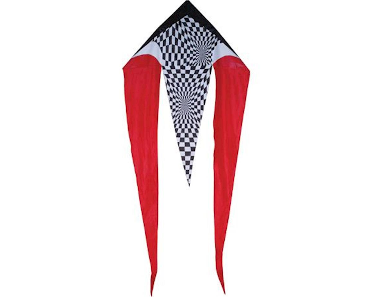 Premier Kites Flo Tail Red Opt Art 45""