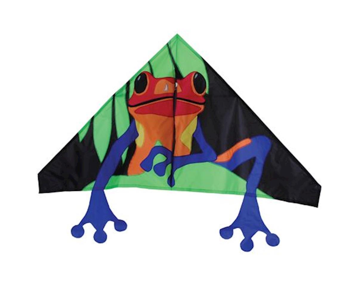 "Premier Kites 56"" Delta, Poison Dart Frog"