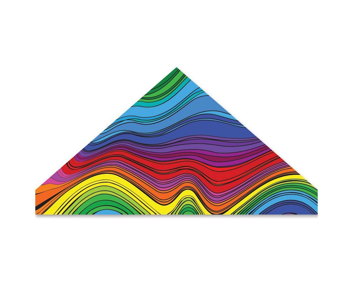 Premier Kites 56 IN. DELTA - ELECTROMAGNETIC RAINBOW