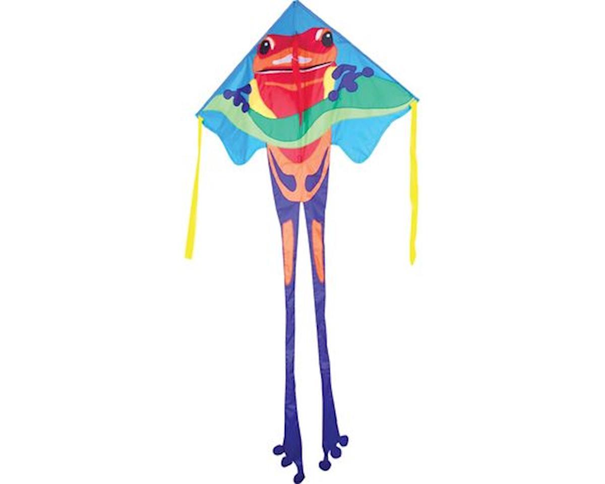 """Premier Kites Large Easy Flyer, Poison Dart Frog, 46"""" x 90"""""""