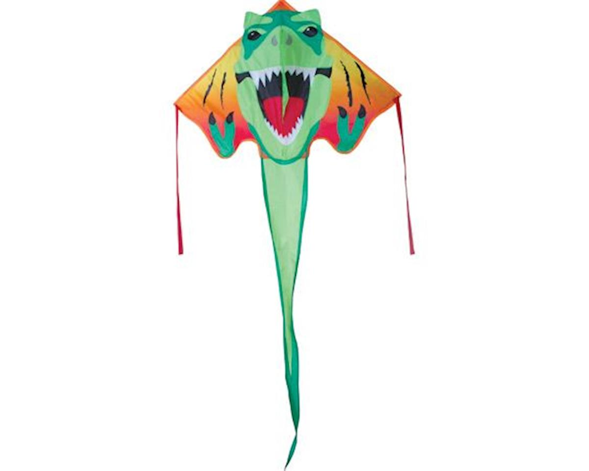 "Premier Kites Large Easy Flyer, T-Rex, 46"" x 90"""