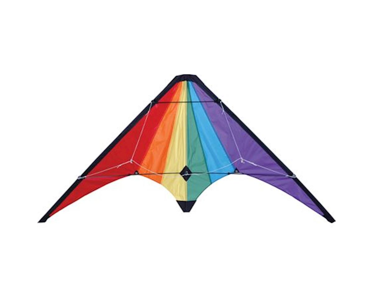 "Zoomer-Rainbow, 46"" x 21"" by Premier Kites"