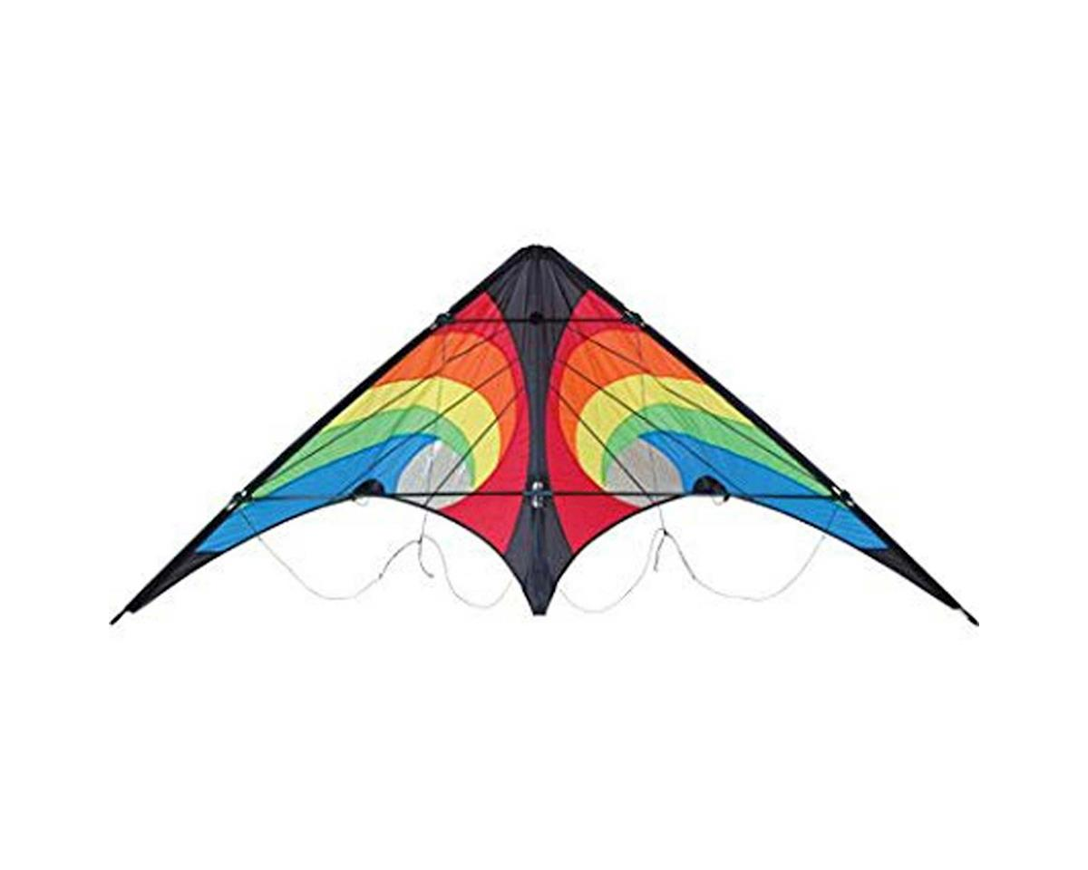 """Vision-Rainbow Vortex, 63"""" x 29"""""""