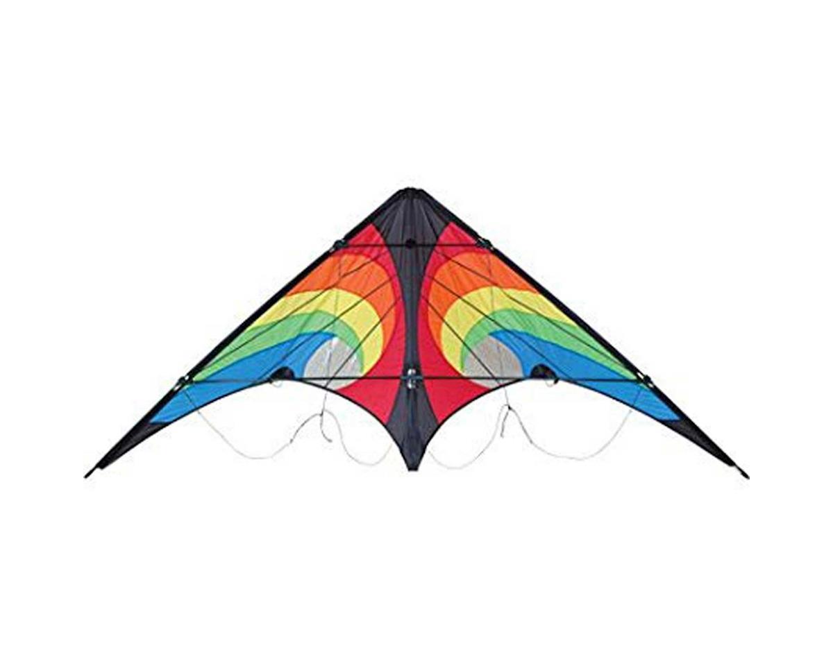 """Premier Kites Vision-Rainbow Vortex, 63"""" x 29"""""""