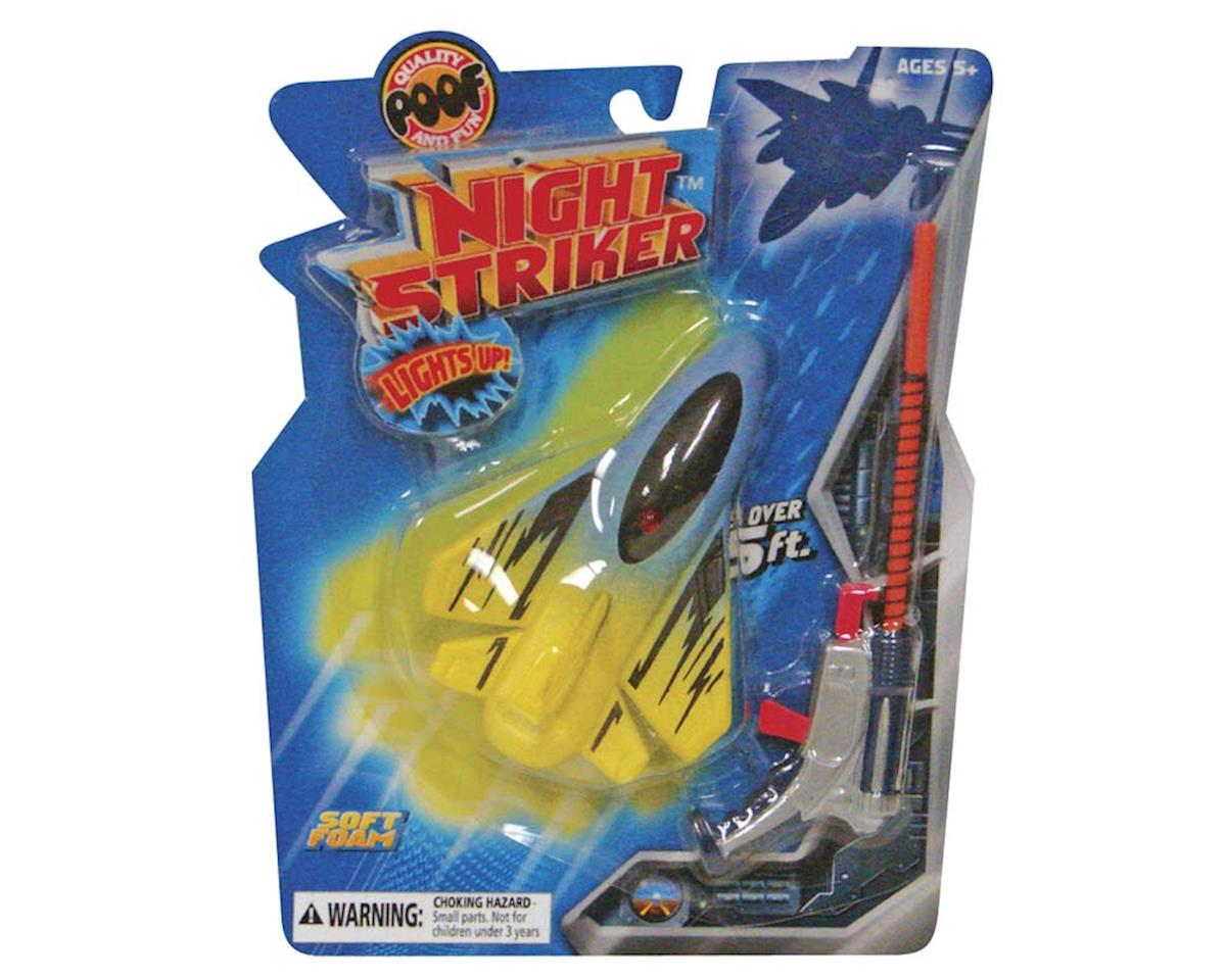 Poof Products Poof Night Striker Plane