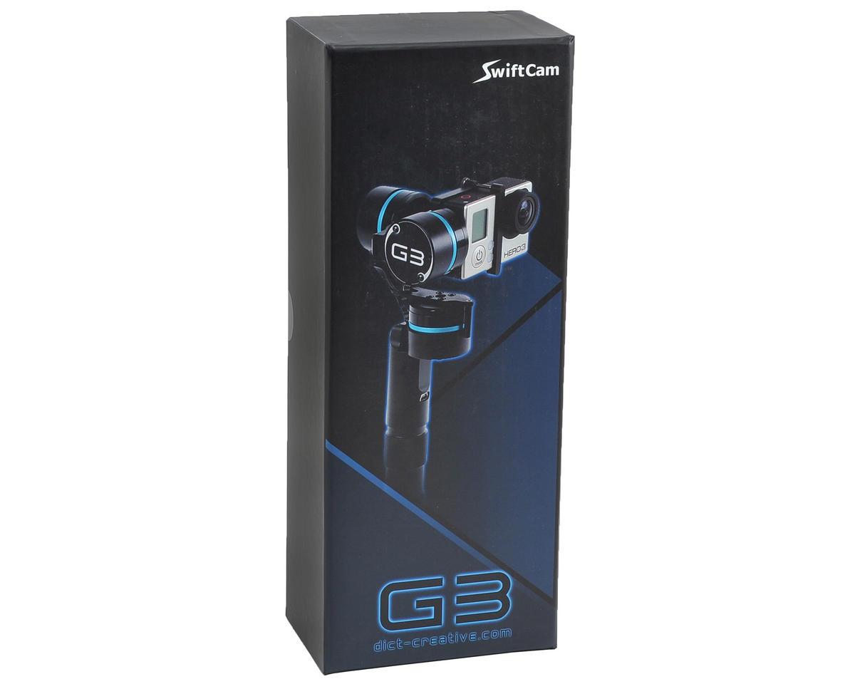 Poise SwiftCam G3 3-Axis Handheld GoPro Gimbal (GoPro Hero 3, 3+ & 4)