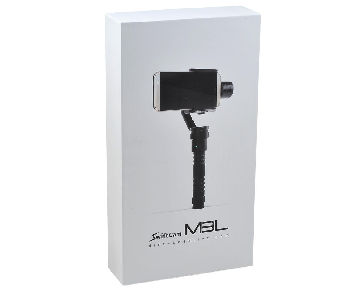 SCRATCH & DENT: Poise SwiftCam M3L 3-Axis Handheld Extension Smartphone Gimbal