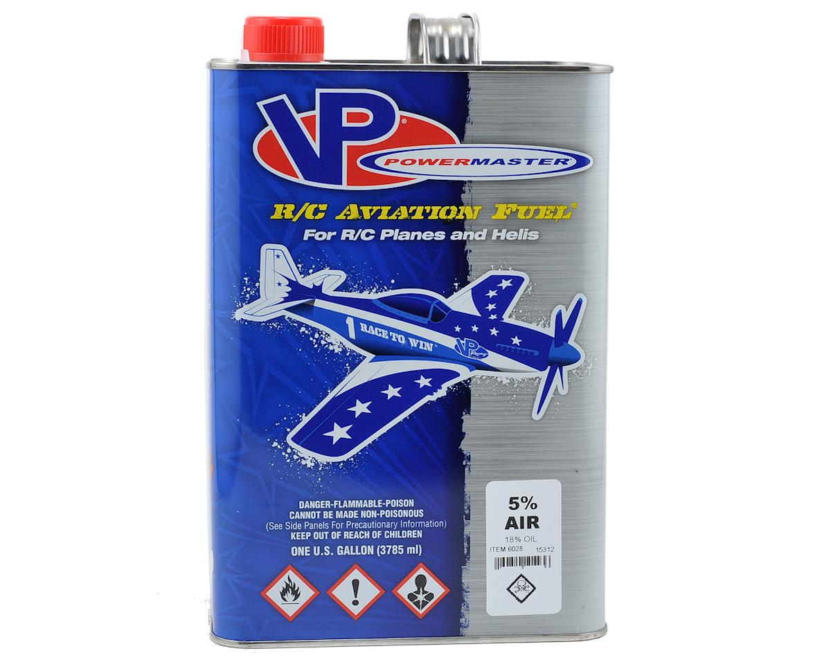 PowerMaster 5% Airplane Fuel (17% Castor/Synthetic Blend) (Six Gallons)