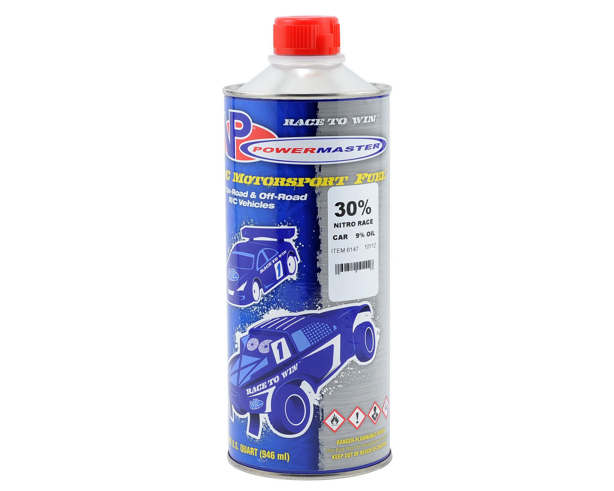PowerMaster Nitro Race 30% Car Fuel (9% Castor/Synthetic Blend) (One Quart) | alsopurchased