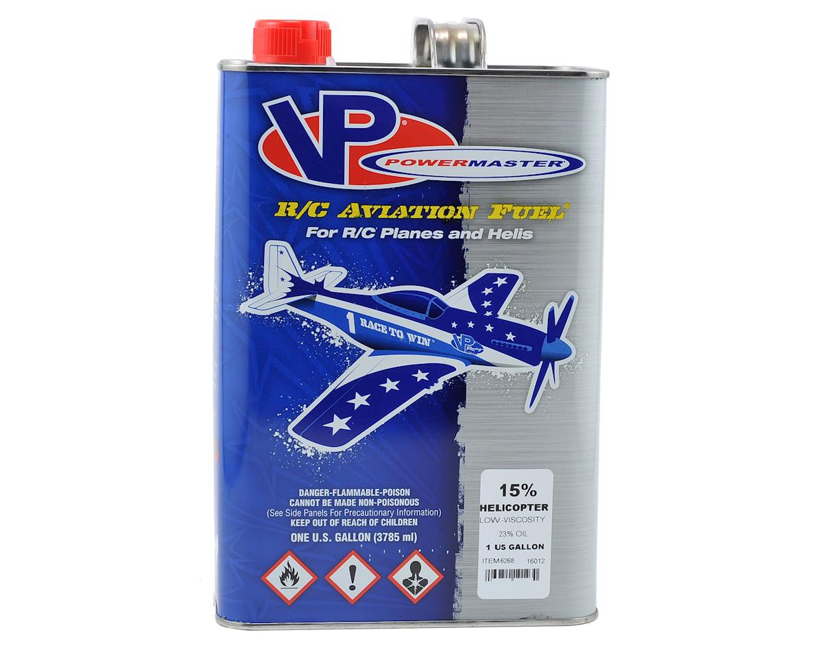 PowerMaster 15% Helicopter Fuel (23% Synthetic Low-Viscosity Blend) (Six Gallons)