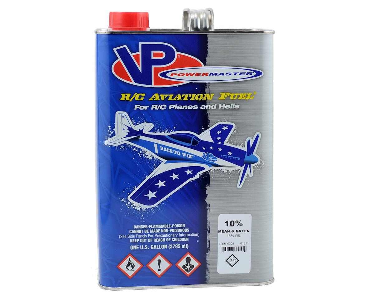 PowerMaster Mean & Green 10% Airplane Fuel (18% Synthetic Blend) (Six Gallons)