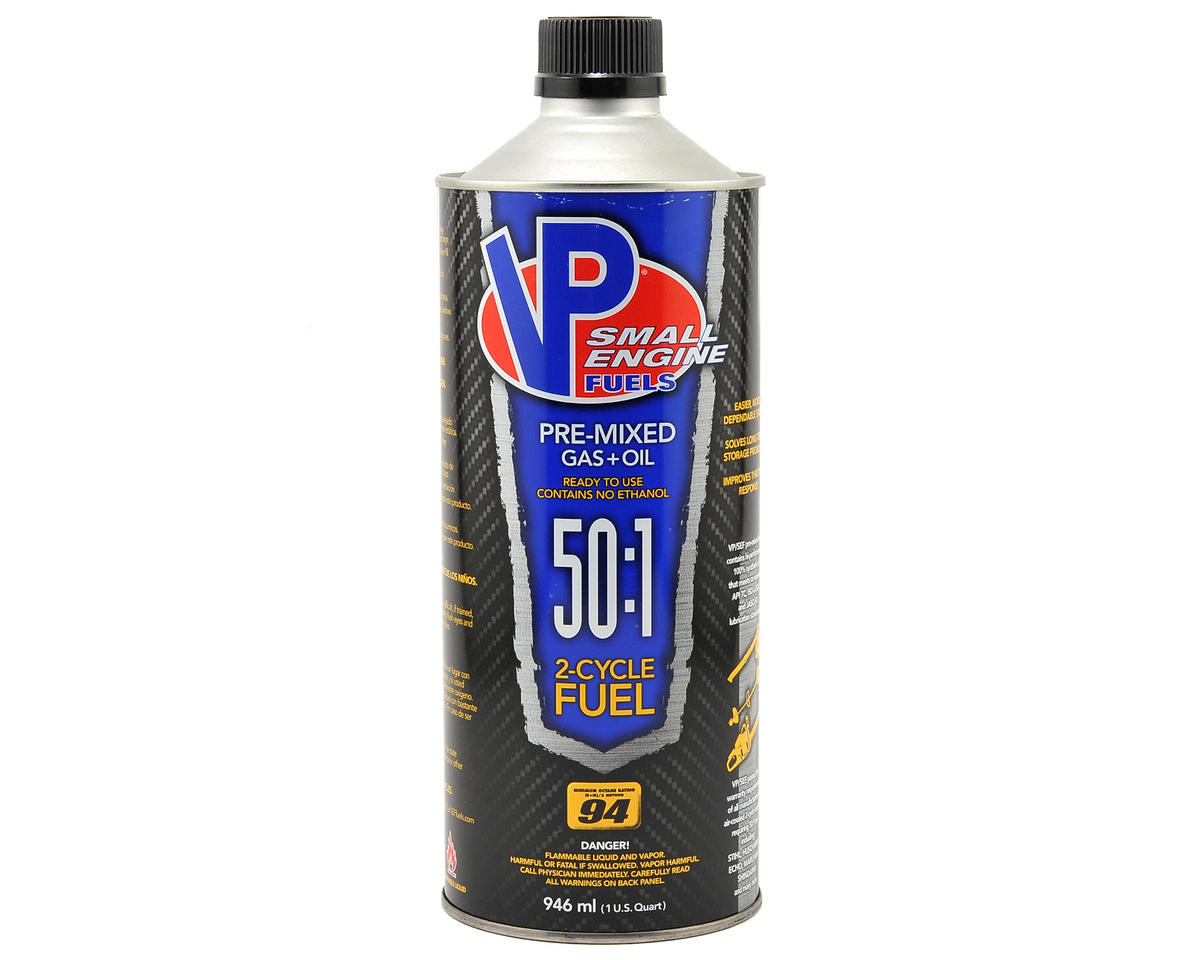 Pre-Mixed 2-Cycle Small Engine Fuel (50:1) (One Quart)