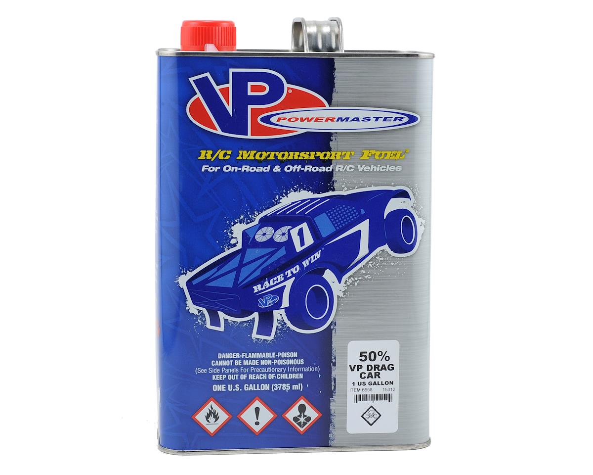 PowerMaster VP Drag Race Special 50% Drag Car Fuel (Six Gallons)