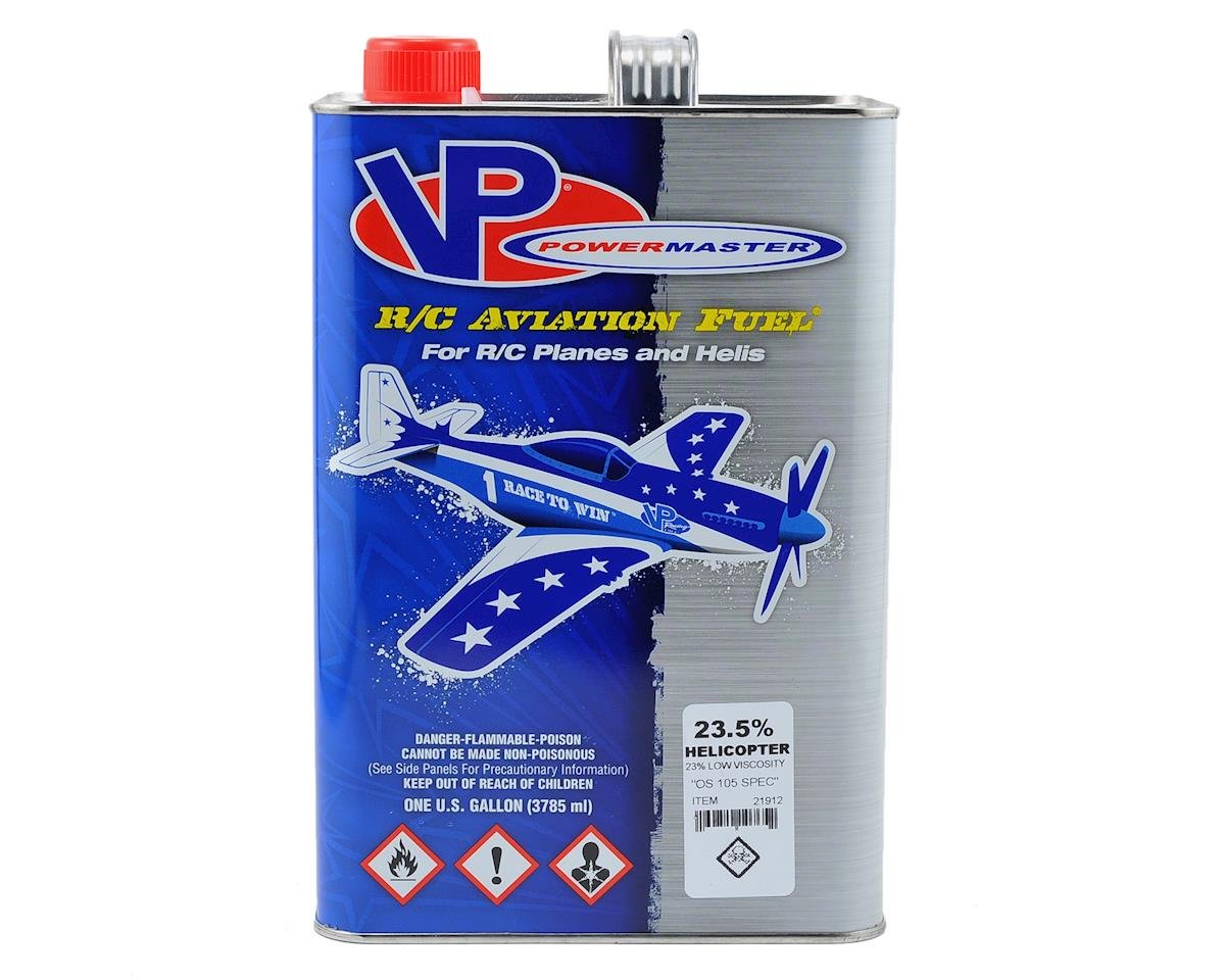 PowerMaster 23.5% Helicopter Fuel (23% Synthetic Low-Viscosity Blend)(6 Gallons)