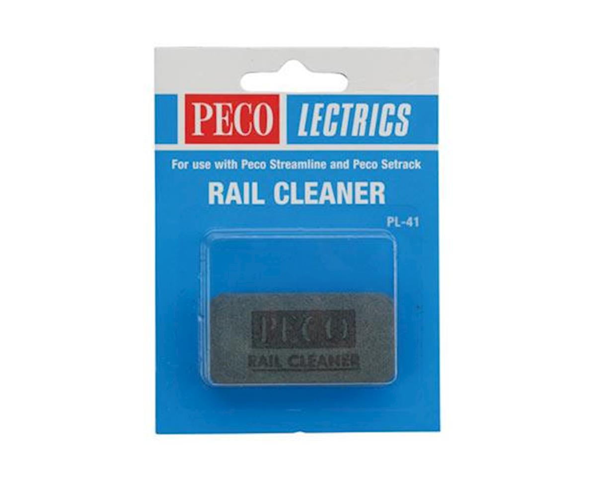 Peco Abrasive Rail Cleaning Block