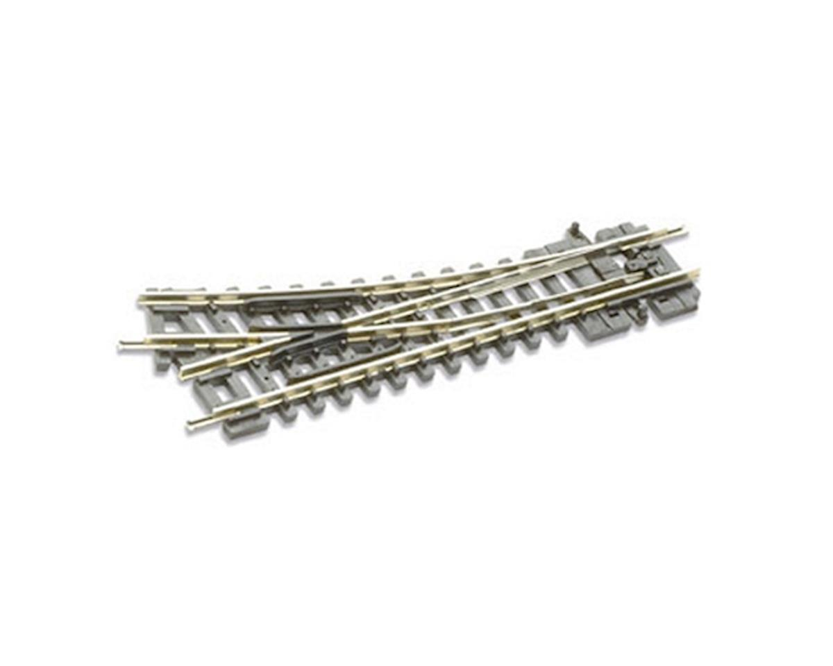 """Peco N Code 80 Setrack Small Right Hand Turnout (9"""" Rad"""