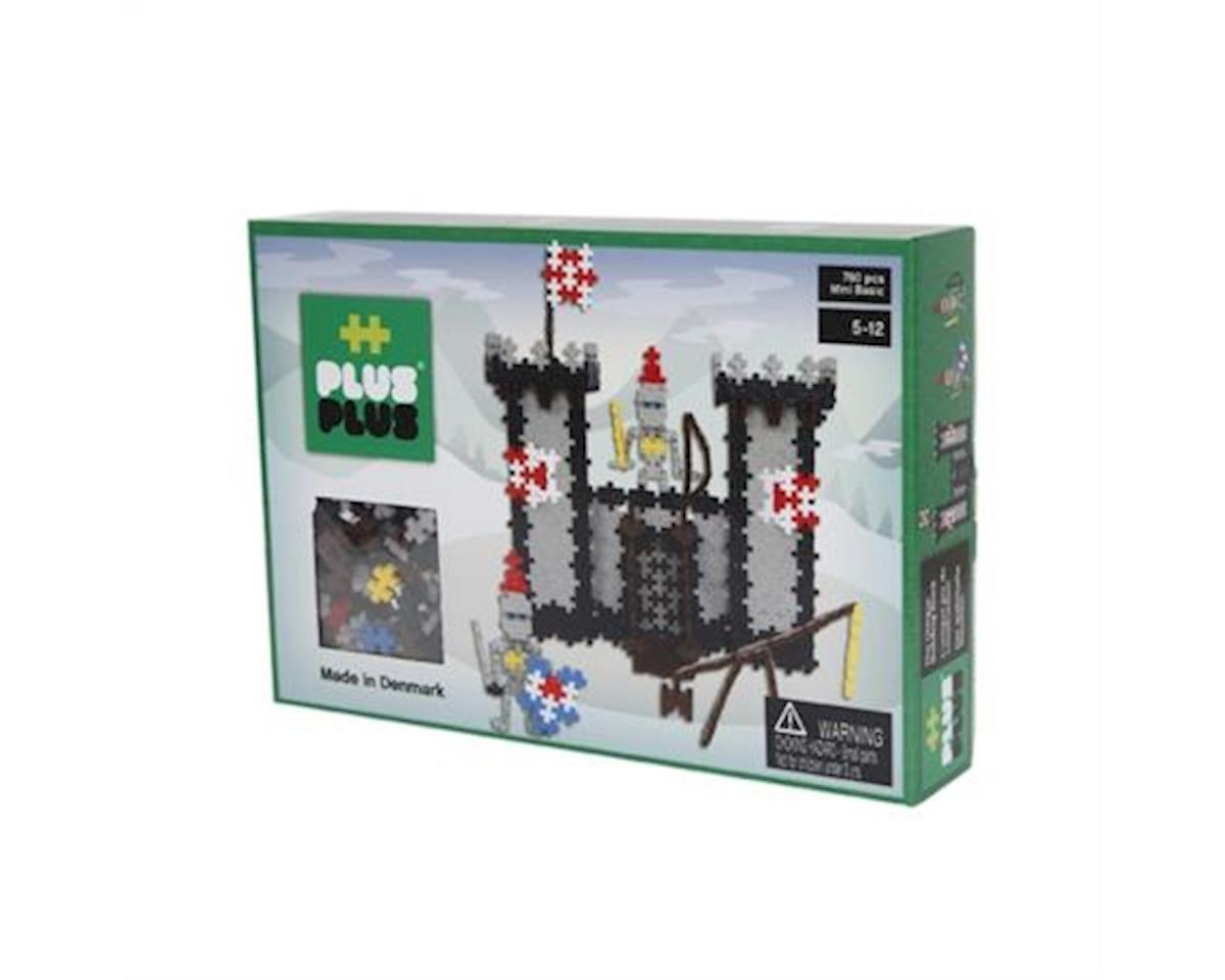 Plus-Plus Plus Plus - Mini Basic 760 - Knights castle