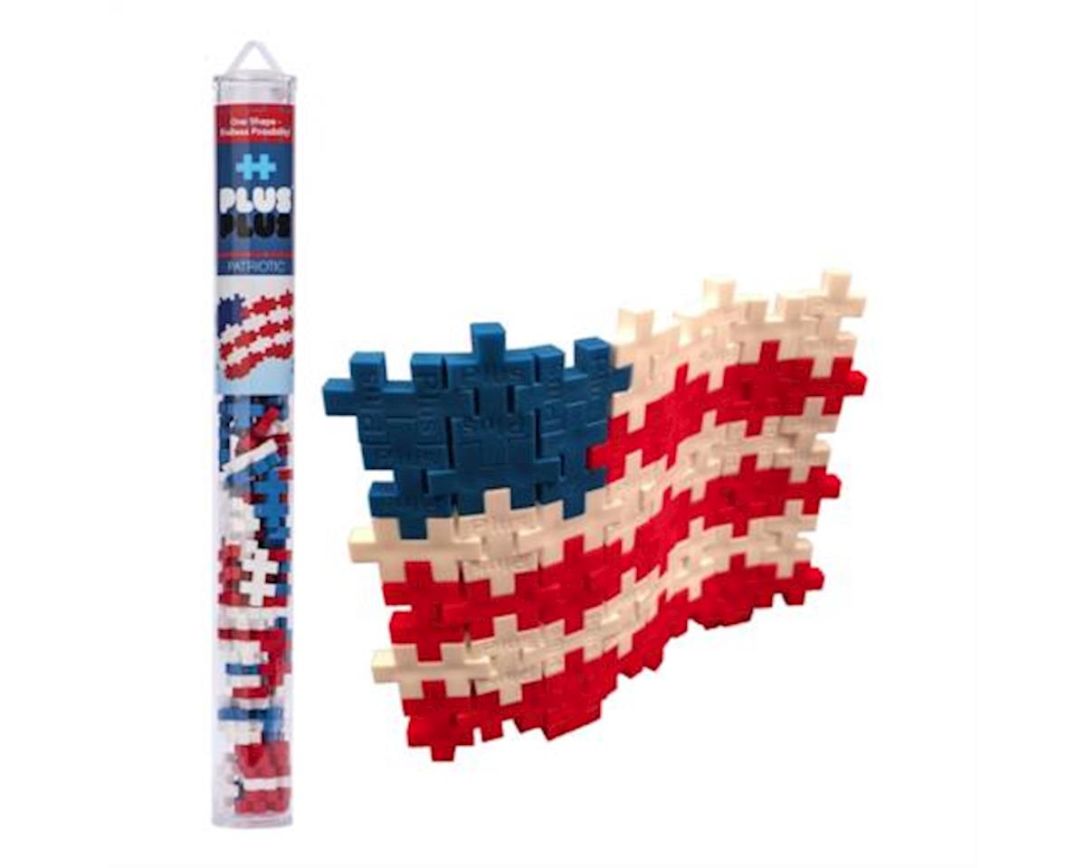 Plus-Plus Tube - Patriotic