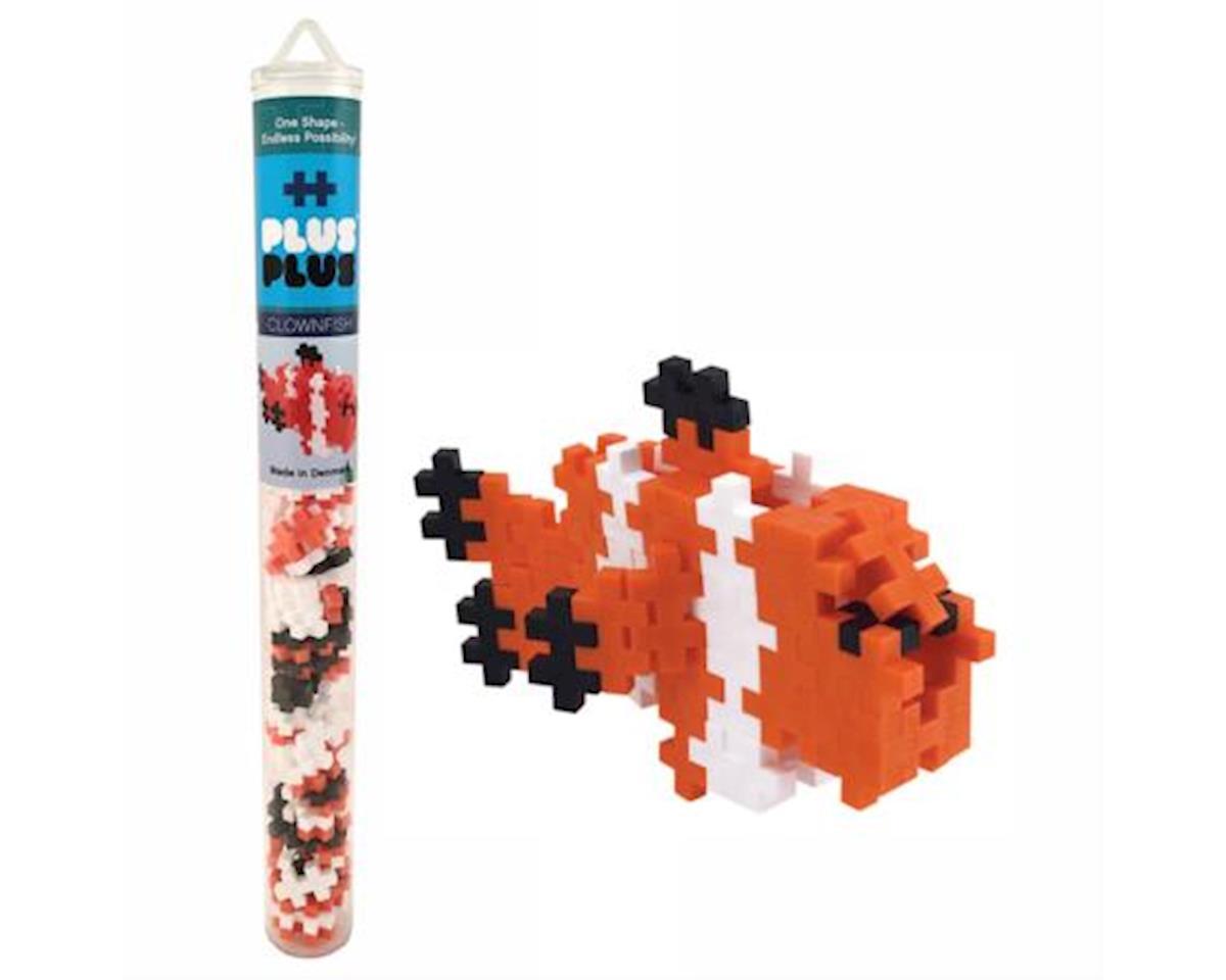 - Mini Maker Tube - Clownfish - 70 Pcs by Plus-Plus