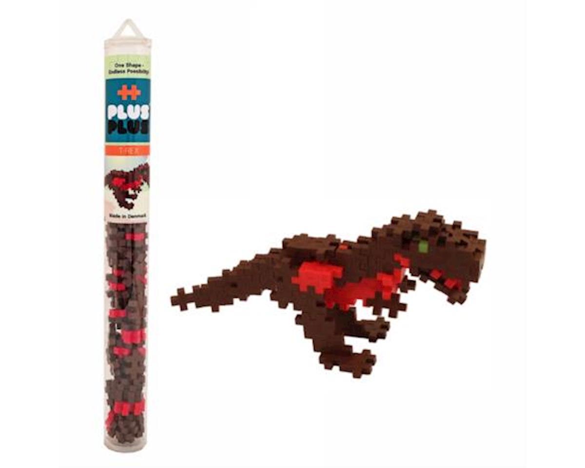 - Mini Maker Tube - T-Rex - 70 pc Dinosaur