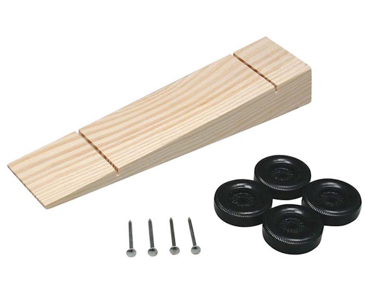 Pine-pro 10047 Wedge Kit w/Wheels & Axles