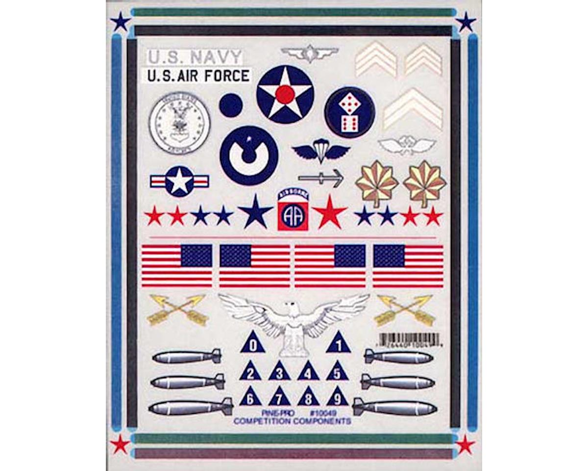 10049 Military Decal by Pine-pro