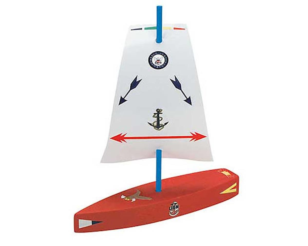 10083 Racing Sailboat Kit by Pine-pro