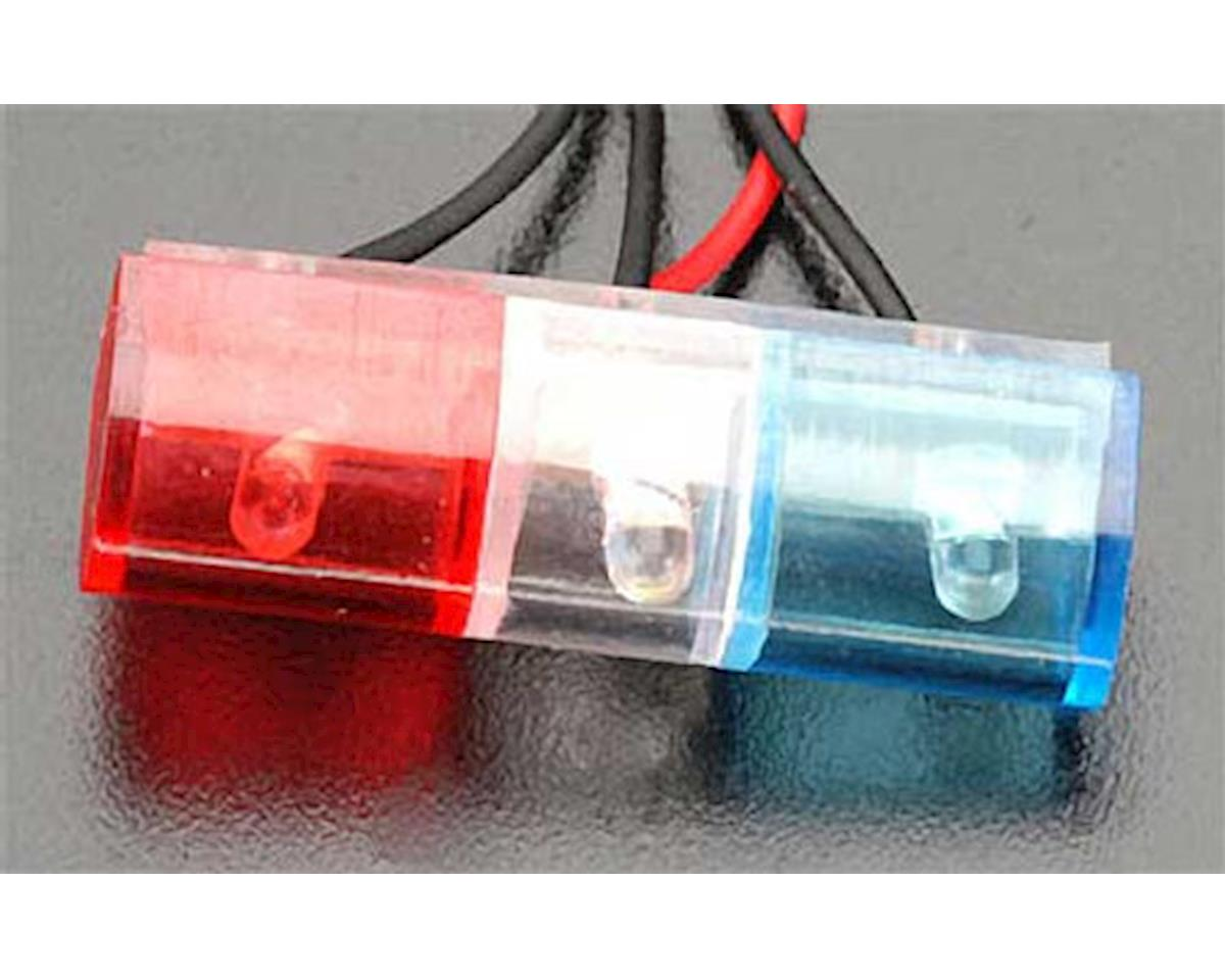 Pine-pro 10091 Flashing Light Bar w/Battery