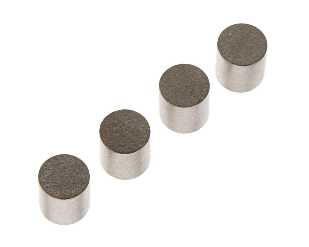 Pine-pro 10219 Tungsten Cylinders 4x0.50oz/2oz Total