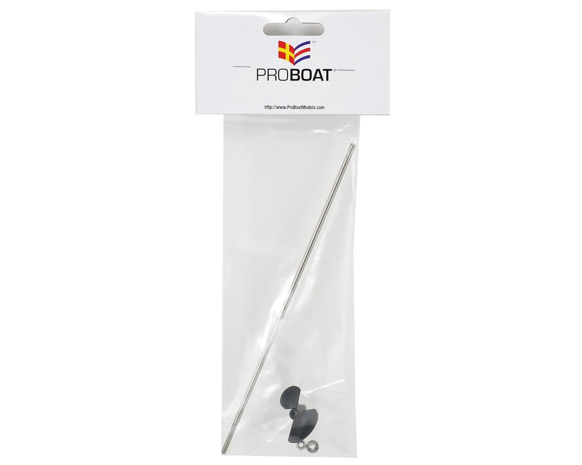 Pro Boat Driveshaft w/Propeller