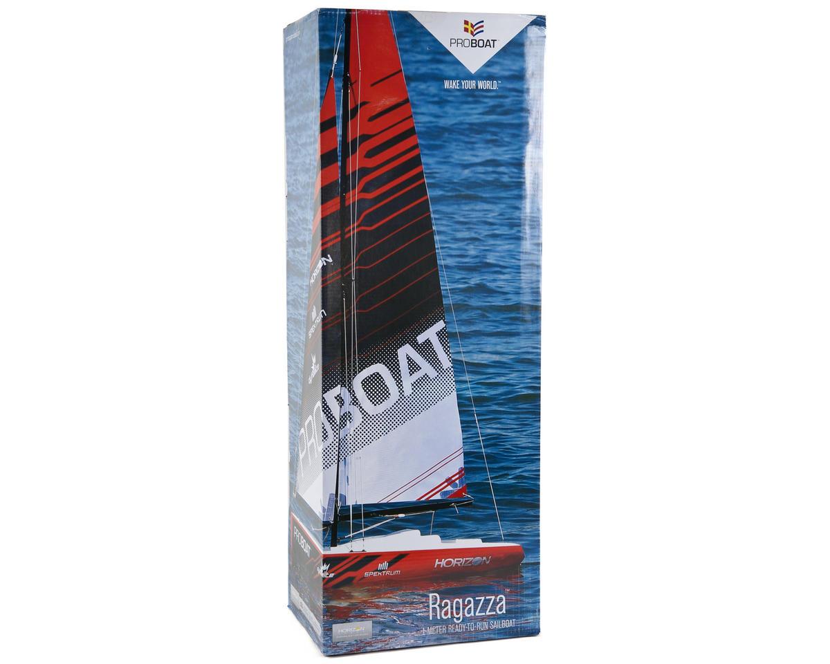 Pro Boat Ragazza 1-Meter RTR Sailboat w/Spektrum 2.4GHz Radio System