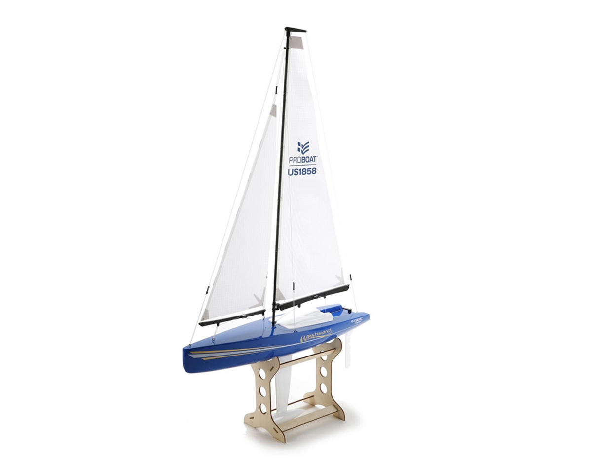 Westward V2 18-inch RTR Sailboat