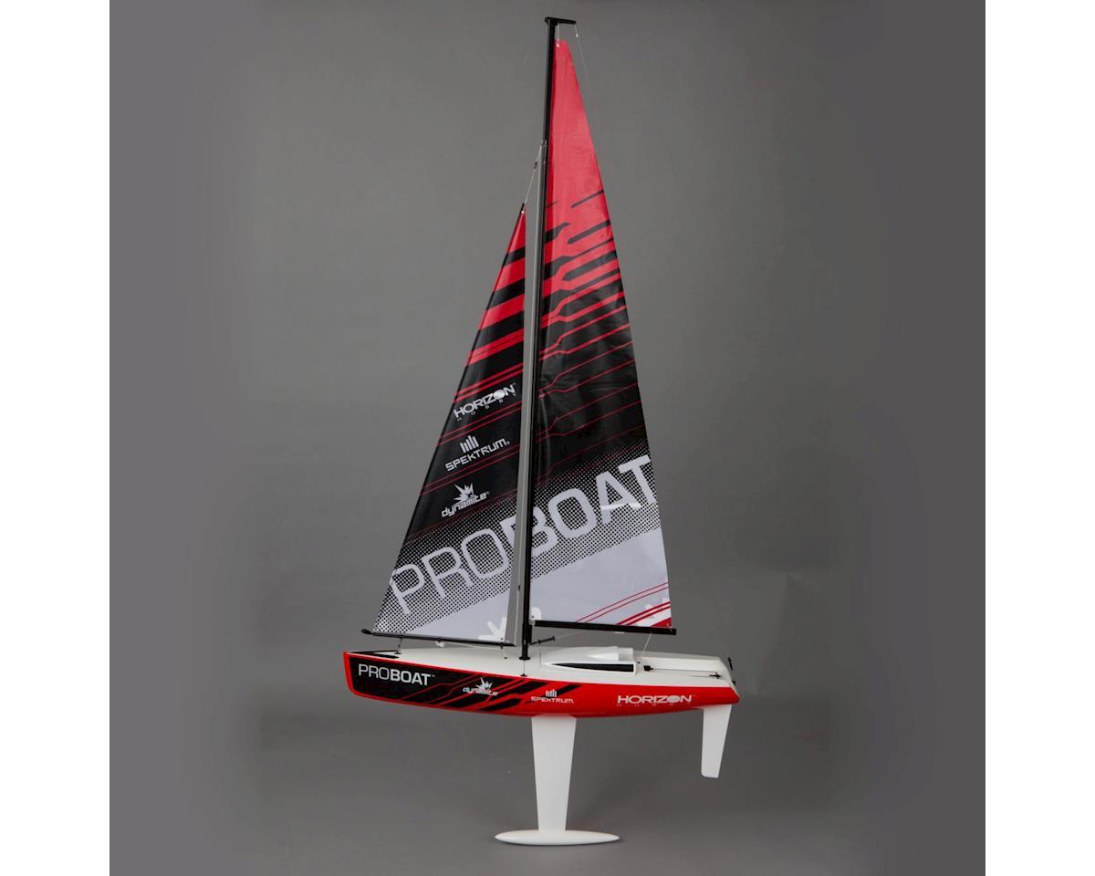 Wind Powered RC Sailboat Kits, Unassembled & RTR - HobbyTown