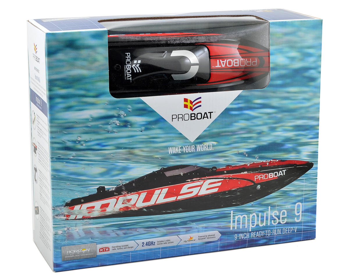 Pro Boat Impulse 9 Deep-V RTR Boat