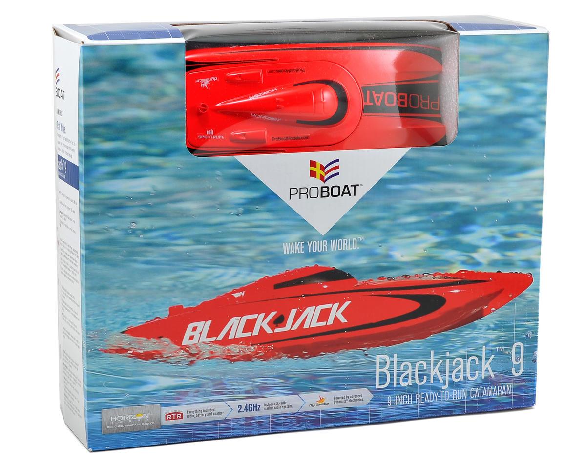 Pro Boat Blackjack 9 Catamaran RTR Boat