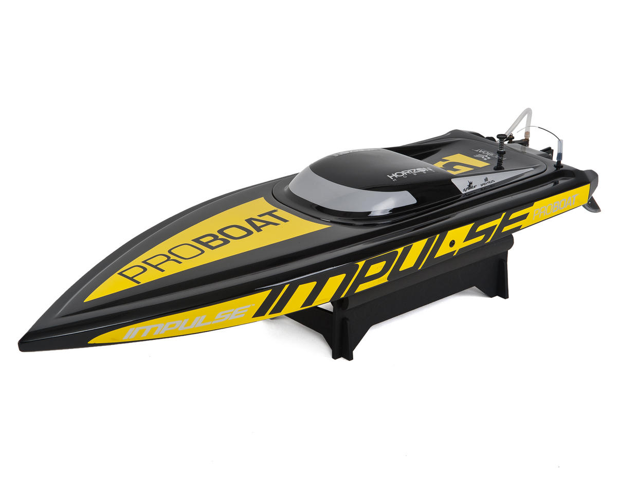Pro Boat Impulse 31 Deep-V V3 Brushless RTR Boat [PRB08008] | Boats ...